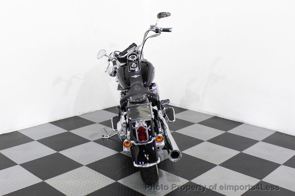 2006 Harley-Davidson FLSTN Softail Deluxe Vance and Hines Exhaust Mustang seat Floorboards - 18286914 - 14