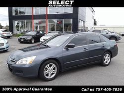 2006 Honda Accord Sedan - 1HGCM56716A060750