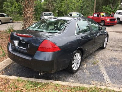 2006 Honda Accord Sedan EX-L V6 Automatic - Click to see full-size photo viewer