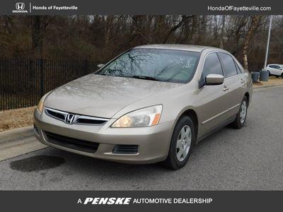 2006 Honda Accord Sedan LX Automatic