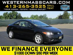 2006 Honda Civic Coupe - 2HGFG12826H528000
