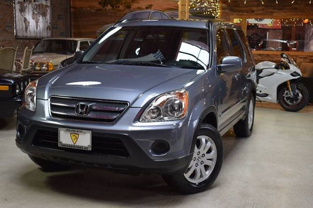 2006 Honda CR-V 4WD EX Automatic SE SUV for Sale Summit Argo, IL - $7,985 -  Motorcar com