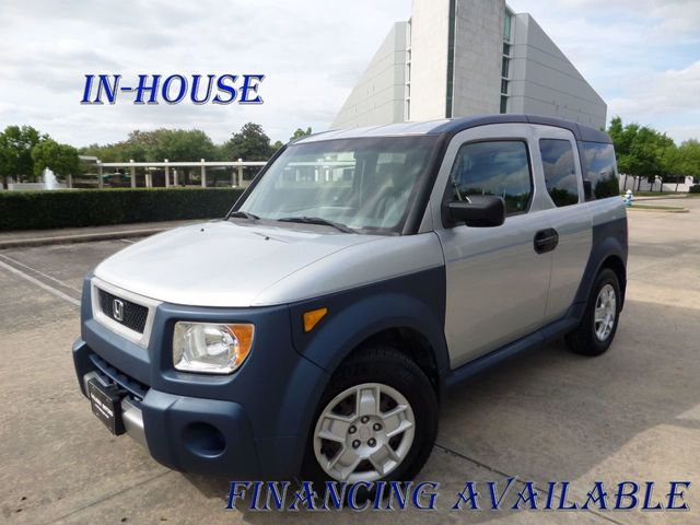 2006 Honda Element 2WD LX Automatic