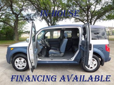 2006 Honda Element 2WD LX Automatic - Click to see full-size photo viewer