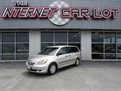 Used Honda Odyssey at The Internet Car Lot Serving Omaha, NE