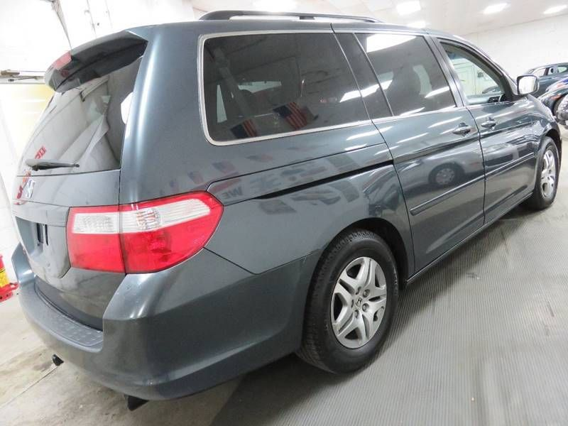 2006 used honda odyssey ex premium leather at contact for Used honda odyssey nj