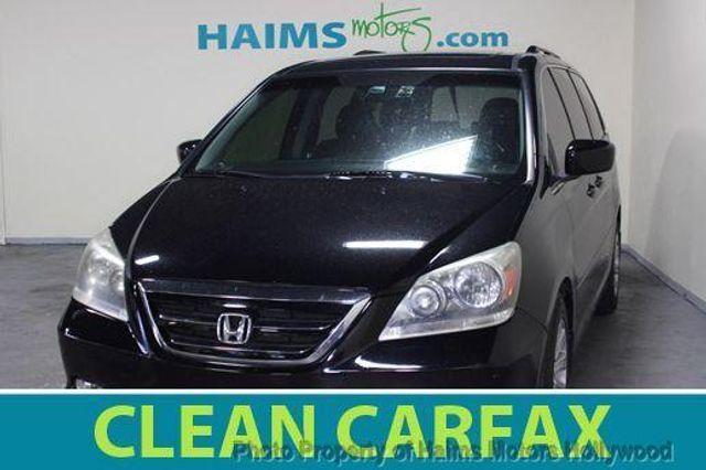 2006 Honda Odyssey Touring   11305154   0