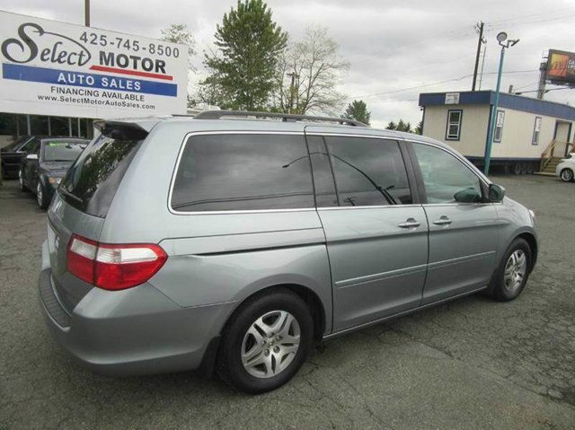 2006 Honda Odyssey Touring 4dr Mini Van Not Specified   5FNRL38856B051837    2