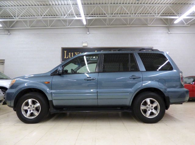 2006 used honda pilot 4wd ex l automatic with navi at luxury automax serving chambersburg pa. Black Bedroom Furniture Sets. Home Design Ideas