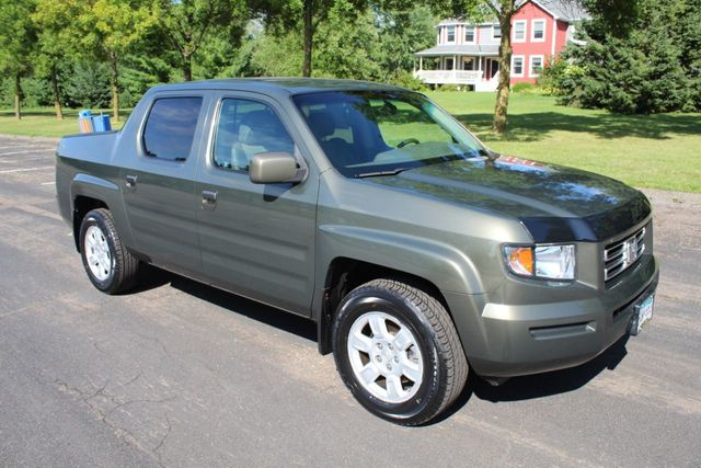 2006 Honda Ridgeline ONE OWNER AWD RTL 3.5L LEATHER HEATED FRNT SEATS