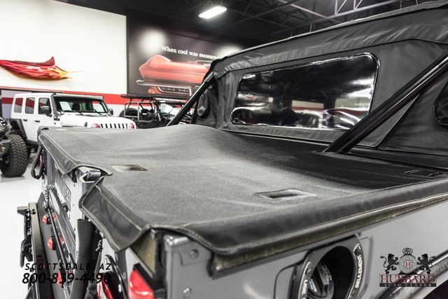 2006 HUMMER H1 4-Passenger Open Top - Click to see full-size photo viewer
