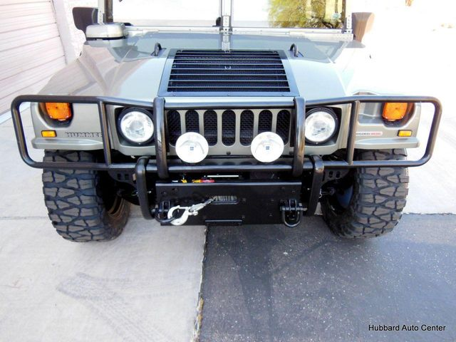 2006 HUMMER H1 4-Passenger Open Top Alpha - Click to see full-size photo viewer