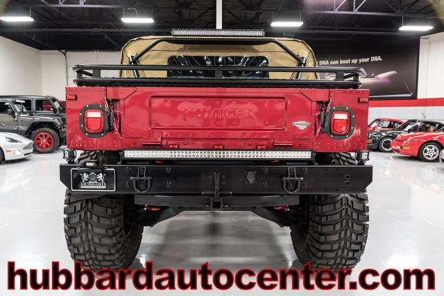 2006 HUMMER H1 4-Passenger Open Top Alpha Fully Custom - Click to see full-size photo viewer
