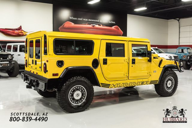 2006 HUMMER H1 4-Passenger Wagon - Click to see full-size photo viewer