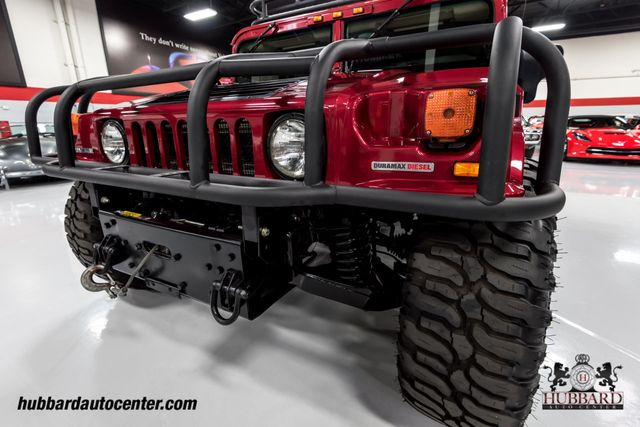2006 HUMMER H1 4-Passenger Wagon Alpha - Click to see full-size photo viewer