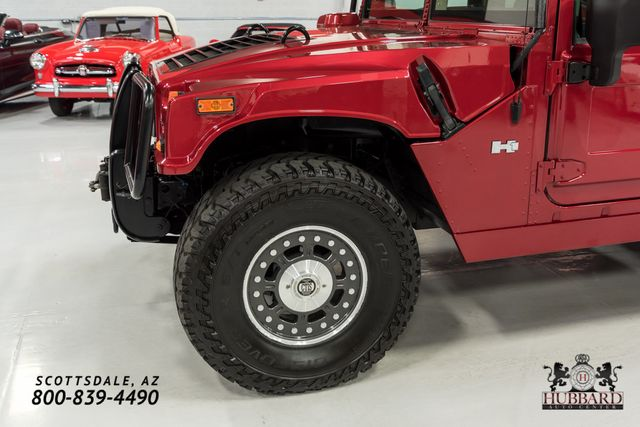 2006 HUMMER H1 4-Passenger Wgn Alpha - Click to see full-size photo viewer