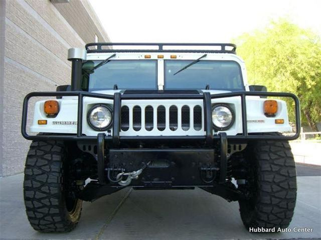 2006 HUMMER H1 Base Trim - Click to see full-size photo viewer