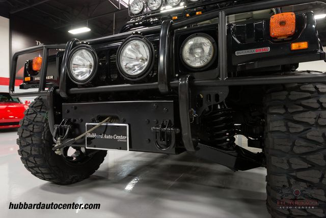2006 HUMMER H1 Extremely hard to find H1 Alpha Wagon, Fully Custom!  - Click to see full-size photo viewer
