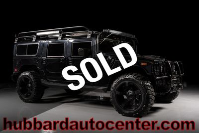 2006 HUMMER H1 Fully custom inside and out, BMW seats, amazing custom SUV