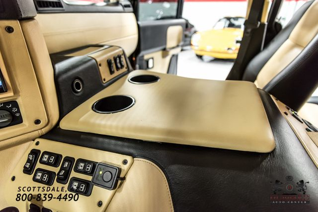 2006 HUMMER H1 Fully custom inside and out, BMW seats, amazing custom - Click to see full-size photo viewer