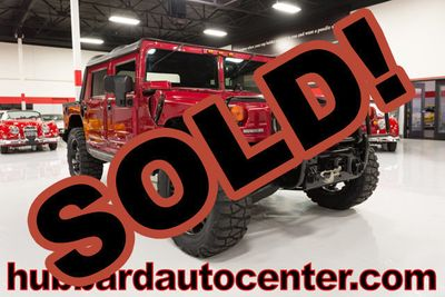 2006 HUMMER H1  We specialize in the nicest lowest mile H1's on the Planet!  SUV