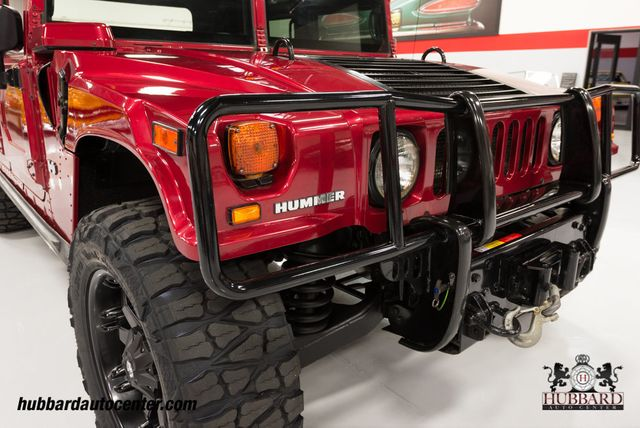 2006 HUMMER H1  We specialize in the nicest lowest mile H1's on the Planet!  - Click to see full-size photo viewer