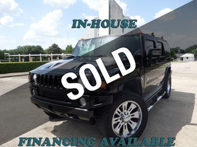 2006 HUMMER H2 4dr Wagon 4WD SUV - Click to see full-size photo viewer