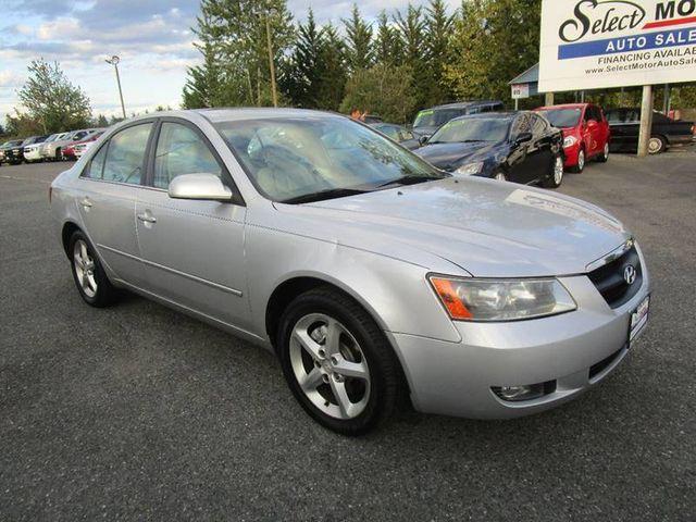 2006 Hyundai Sonata 4dr Sedan Gls V6 Automatic Sedan For Sale