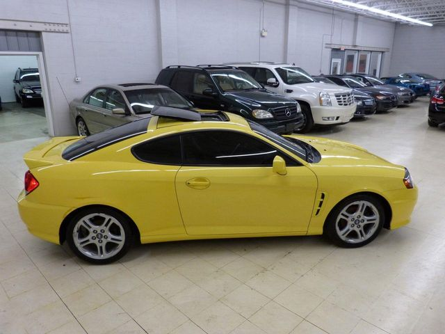 2006 Used Hyundai Tiburon 2dr Coupe Gt V6 5 Speed Manual