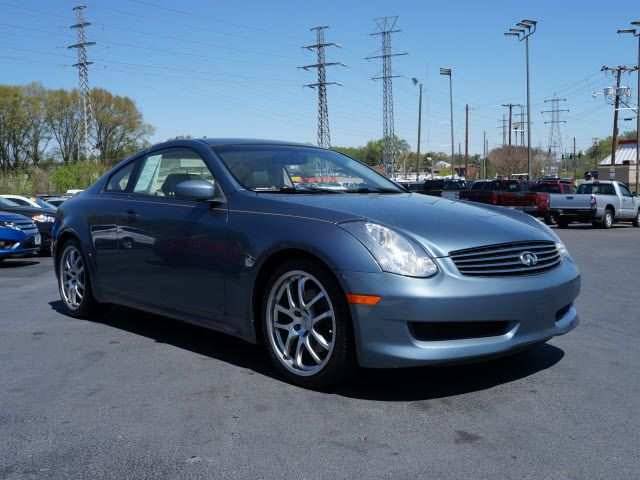 2006 Used Infiniti G35 Coupe 2dr Cpe Auto At Parks Michael
