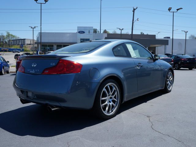 2006 infiniti g35 coupe value