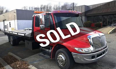 2006 International 4300 DT 466 EXTENDED CAB