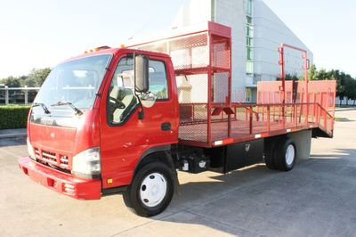 2006 Isuzu NPR NPR FLATBED MULTI-PURPOSE BOX TRUCK - Click to see full-size photo viewer