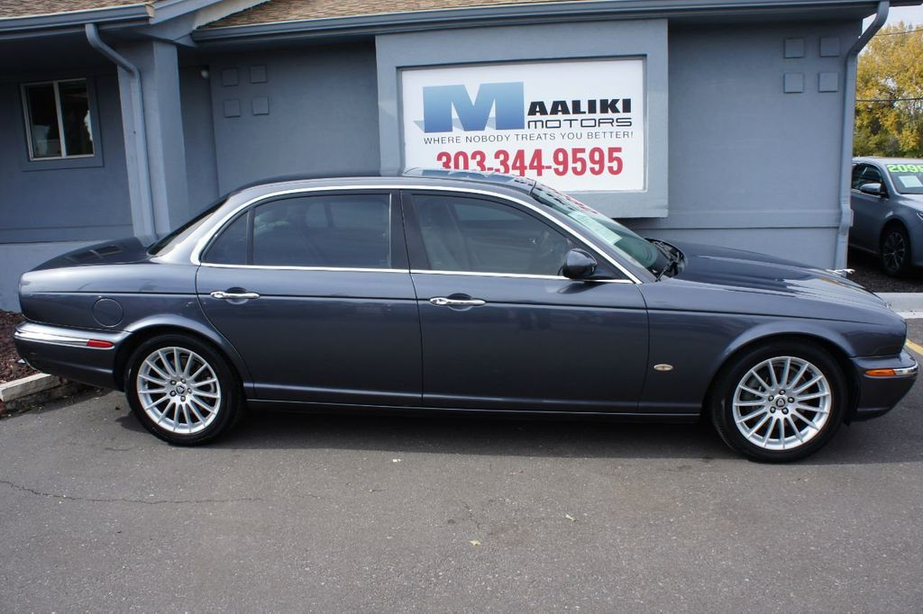2006 Jaguar XJ 4dr Sedan XJ8 LWB - 18221749 - 2