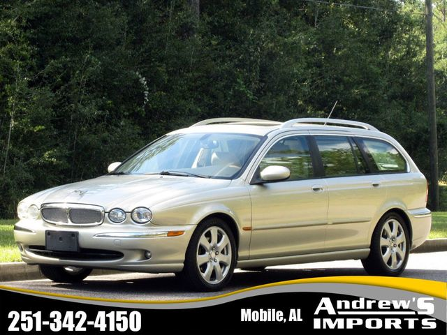 2006 Jaguar X Type 4dr Wagon 3.0L Wagon   SAJWA54A56WE72177   0