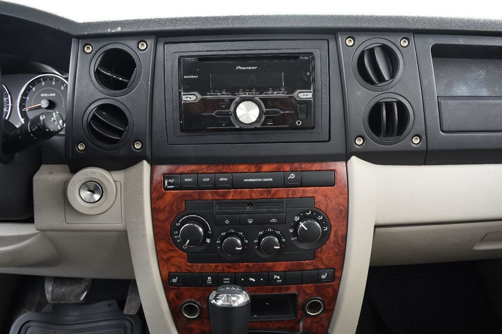 2006 used jeep commander 4dr limited 4wd at auto outlet serving