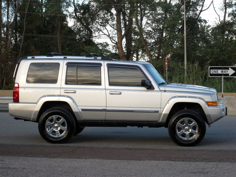 2006 Jeep Commander 4dr Limited 4WD - 19429796 - 9
