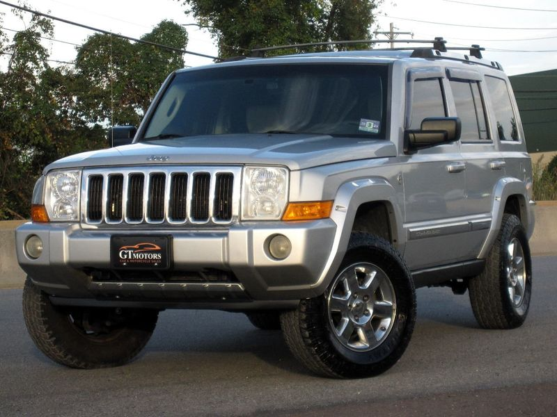 2006 Jeep Commander 4dr Limited 4WD - 19429796 - 2