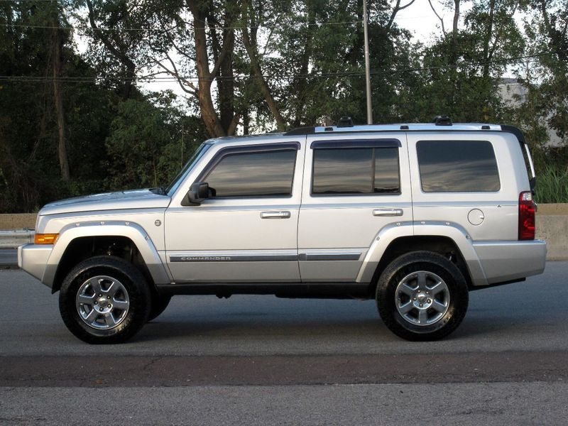 2006 Jeep Commander 4dr Limited 4WD - 19429796 - 6