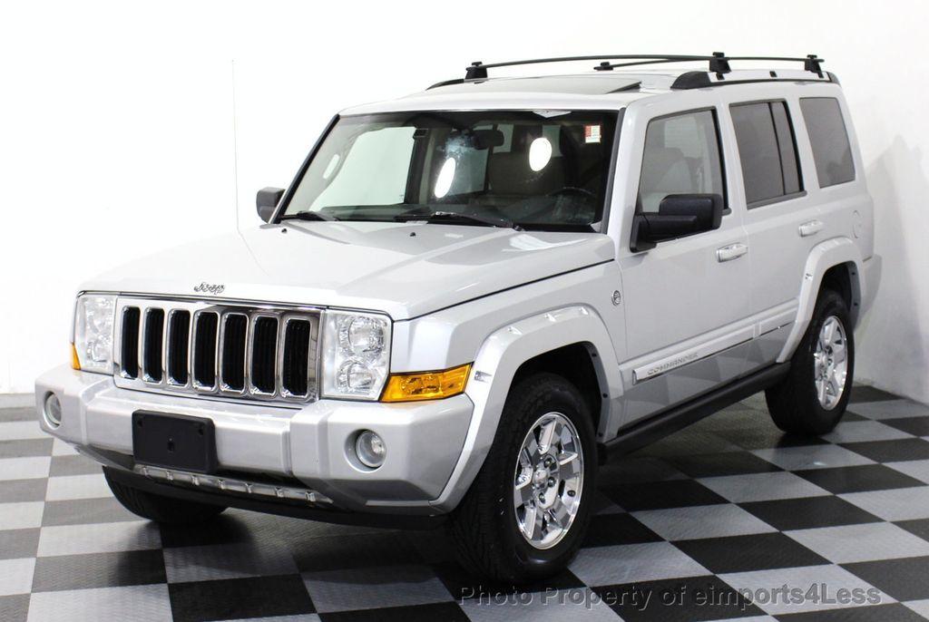 2006 Used Jeep Commander 4WD 5.7L V8 LIMITED HEMI 3RD ROW / DVD ...