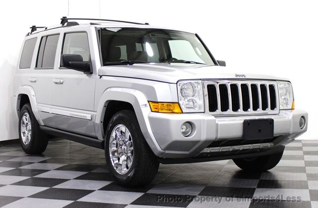 Jeep 3Rd Row >> 2006 Used Jeep Commander 4wd 5 7l V8 Limited Hemi 3rd Row Dvd Navigation At Eimports4less Serving Doylestown Bucks County Pa Iid 14726802