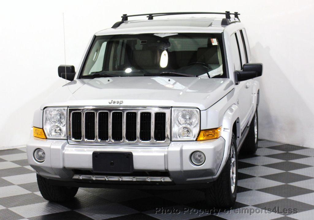 2006 used jeep commander 4wd 5 7l v8 limited hemi 3rd row dvd rh eimports4less com 2006 Jeep Commander 4WD 2006 Jeep Commander Shifter Bezel