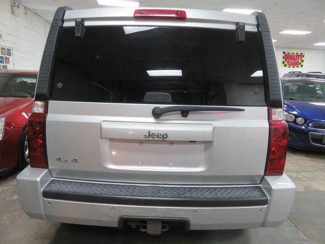 2006 Jeep Commander 4x4 V8 3rd Row 18161686 3