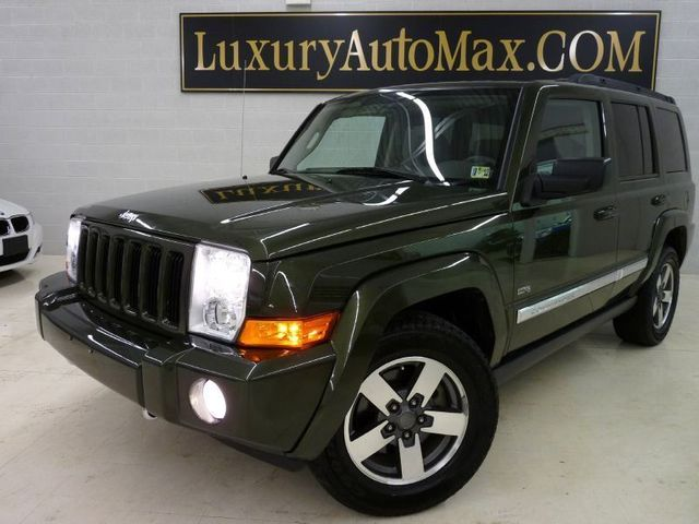 2006 Used Jeep Commander at Luxury AutoMax Serving