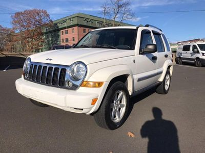 2006 Jeep Liberty 4dr Limited 4WD SUV