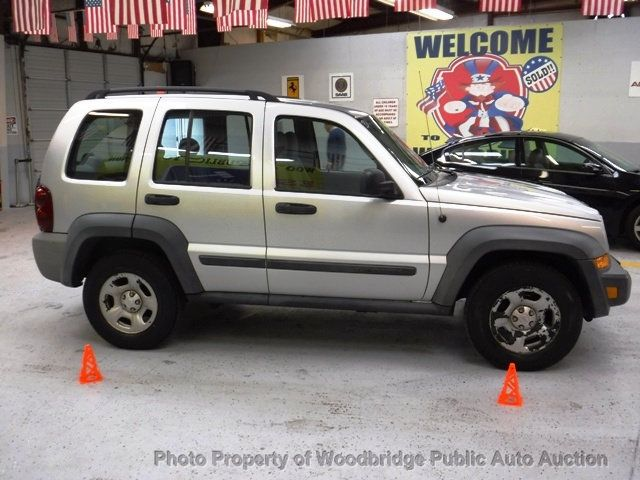 2006 Jeep Liberty Sport >> 2006 Used Jeep Liberty 4dr Sport At Woodbridge Public Auto Auction Va Iid 19568410