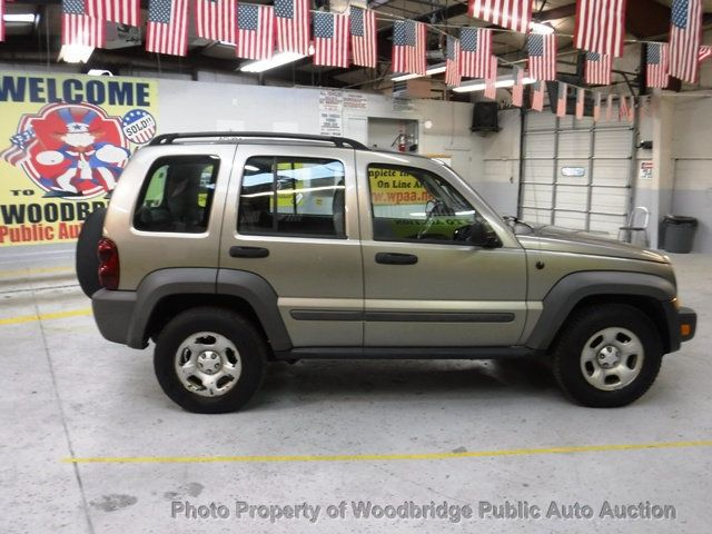 2006 Jeep Liberty Sport >> 2006 Used Jeep Liberty 4dr Sport 4wd At Woodbridge Public Auto Auction Va Iid 19454509