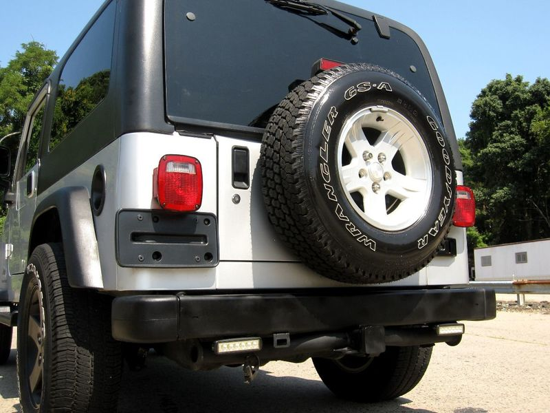 2006 Jeep Wrangler 2dr Unlimited LWB - 19182422 - 17