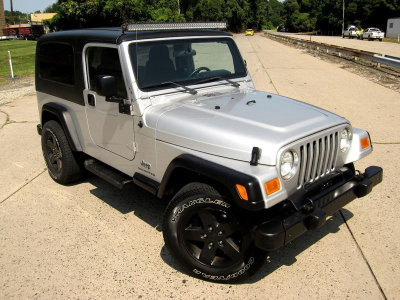 2006 Jeep Wrangler 2dr Unlimited LWB - 19182422 - 1