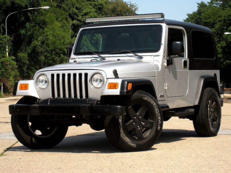 2006 Jeep Wrangler 2dr Unlimited LWB - 19182422 - 2